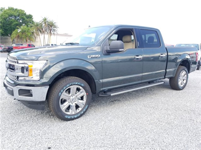 2018 F-150 SuperCrew Cab 4x4,  Pickup #J5105 - photo 6