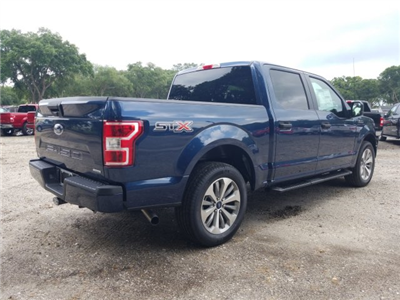 2018 F-150 SuperCrew Cab 4x2,  Pickup #J5308 - photo 2