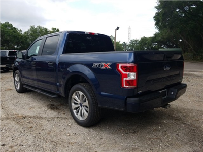 2018 F-150 SuperCrew Cab 4x2,  Pickup #J5308 - photo 5