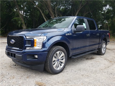 2018 F-150 SuperCrew Cab 4x2,  Pickup #J5308 - photo 6