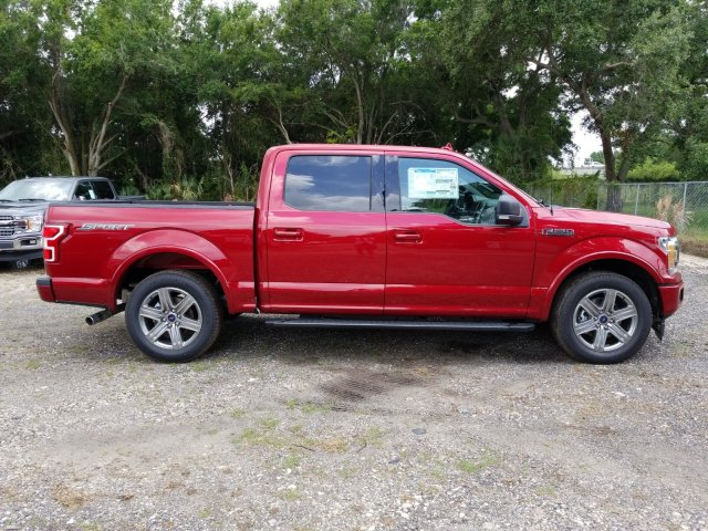 2018 F-150 SuperCrew Cab 4x2,  Pickup #J5371 - photo 6