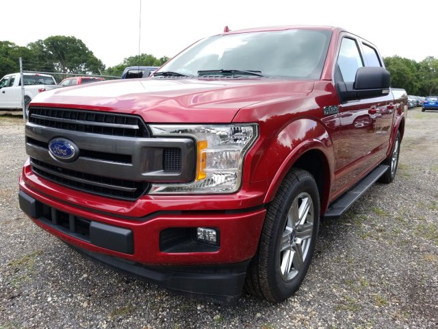 2018 F-150 SuperCrew Cab 4x2,  Pickup #J5371 - photo 5
