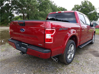 2018 F-150 SuperCrew Cab 4x2,  Pickup #J5371 - photo 2