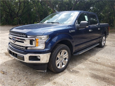 2018 F-150 SuperCrew Cab 4x2,  Pickup #J5372 - photo 6