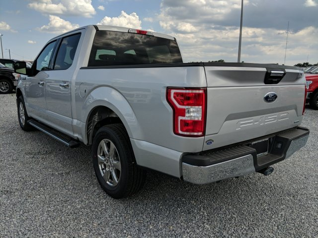 2018 F-150 SuperCrew Cab 4x2,  Pickup #J5546 - photo 4