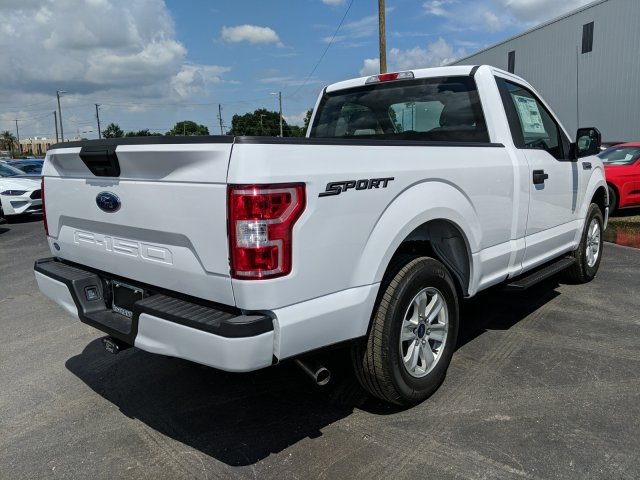 2018 F-150 Regular Cab 4x2,  Pickup #J5903 - photo 2