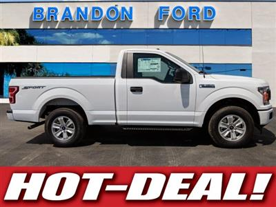 2018 F-150 Regular Cab 4x2,  Pickup #J5903 - photo 1