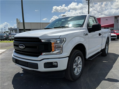 2018 F-150 Regular Cab 4x2,  Pickup #J5903 - photo 5