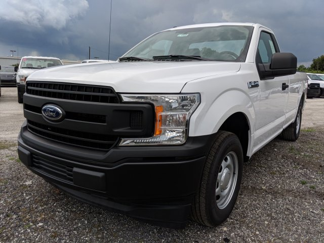 2018 F-150 Regular Cab 4x2,  Pickup #J5968 - photo 6
