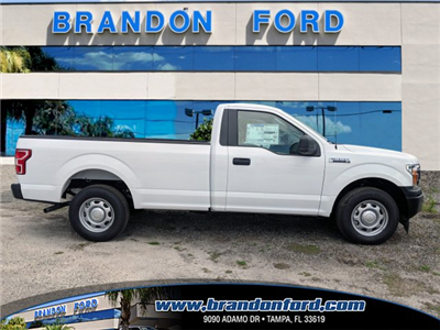 2018 F-150 Regular Cab 4x2,  Pickup #J5968 - photo 1