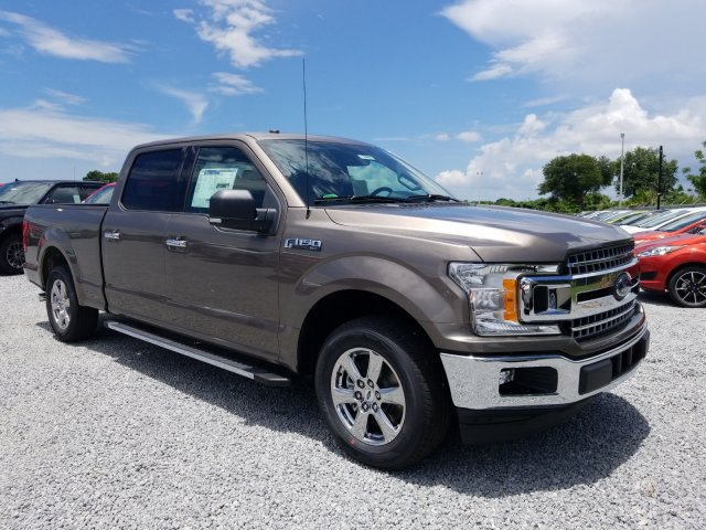 2018 F-150 SuperCrew Cab 4x2,  Pickup #J5993 - photo 3