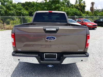 2018 F-150 SuperCrew Cab 4x2,  Pickup #J5993 - photo 4