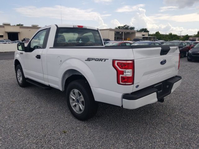 2018 F-150 Regular Cab 4x2,  Pickup #J6022 - photo 4