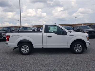 2018 F-150 Regular Cab 4x2,  Pickup #J6022 - photo 23