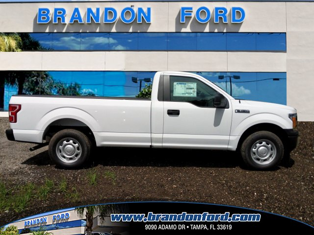 2018 F-150 Regular Cab 4x2,  Pickup #J6086 - photo 1