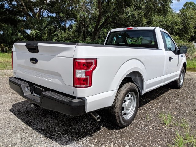 2018 F-150 Regular Cab 4x2,  Pickup #J6086 - photo 2