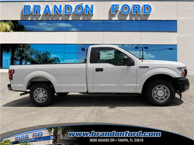 2018 F-150 Regular Cab 4x2,  Pickup #J6088 - photo 1