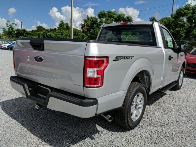 2018 F-150 Regular Cab 4x2,  Pickup #J6119 - photo 2