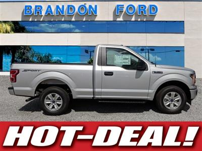 2018 F-150 Regular Cab 4x2,  Pickup #J6119 - photo 1
