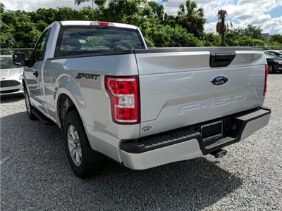 2018 F-150 Regular Cab 4x2,  Pickup #J6119 - photo 4