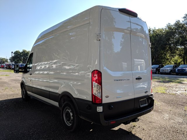 2018 Transit 250 High Roof 4x2,  Empty Cargo Van #J6154 - photo 6