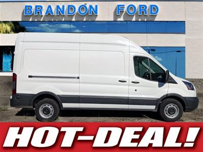 2018 Transit 250 High Roof 4x2,  Empty Cargo Van #J6154 - photo 1