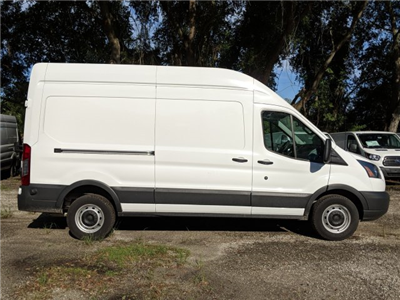 2018 Transit 250 High Roof 4x2,  Empty Cargo Van #J6154 - photo 3