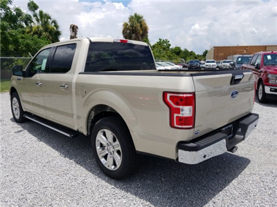 2018 F-150 SuperCrew Cab 4x2,  Pickup #J6159 - photo 4