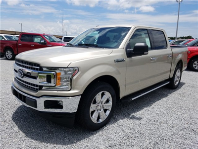 2018 F-150 SuperCrew Cab 4x2,  Pickup #J6159 - photo 5