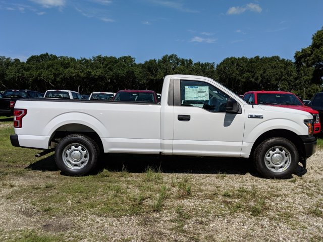 2018 F-150 Regular Cab 4x2,  Pickup #J6178 - photo 3