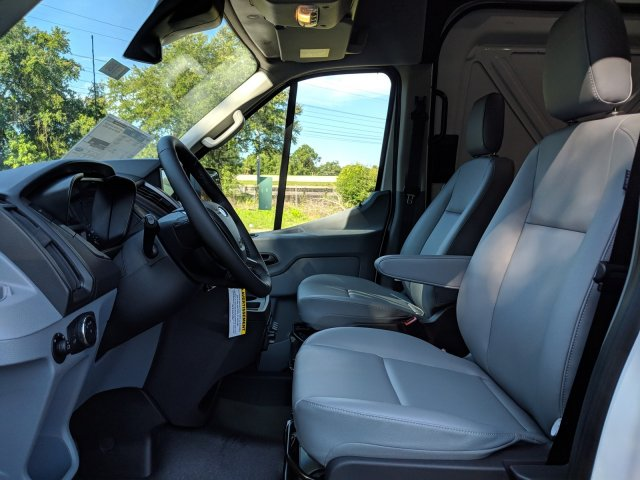 2018 Transit 350 High Roof 4x2,  Empty Cargo Van #J6188 - photo 17
