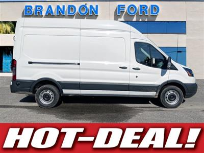 2018 Transit 350 High Roof 4x2,  Empty Cargo Van #J6188 - photo 1
