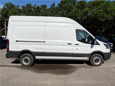 2018 Transit 350 High Roof 4x2,  Empty Cargo Van #J6188 - photo 3