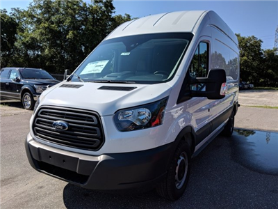 2018 Transit 350 High Roof 4x2,  Empty Cargo Van #J6188 - photo 7