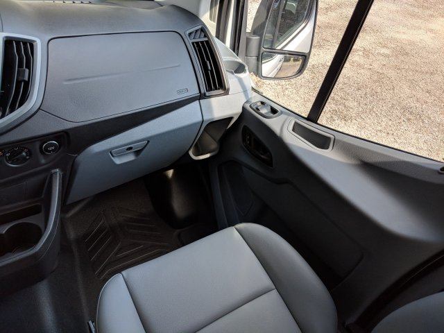 2018 Transit 250 Med Roof 4x2,  Empty Cargo Van #J6189 - photo 14