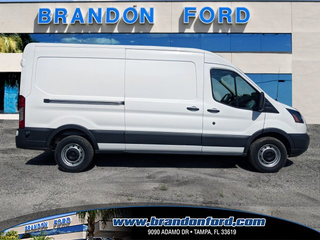 2018 Transit 250 Med Roof 4x2,  Empty Cargo Van #J6189 - photo 1