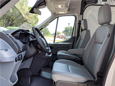 2018 Transit 250 Med Roof 4x2,  Empty Cargo Van #J6189 - photo 17