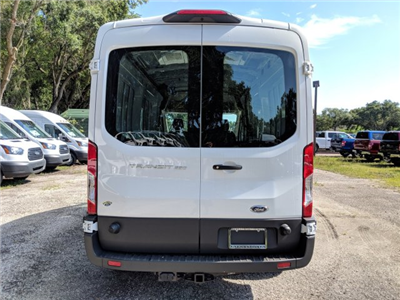 2018 Transit 250 Med Roof 4x2,  Empty Cargo Van #J6189 - photo 5