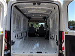 2018 Transit 250 Med Roof 4x2,  Empty Cargo Van #J6189 - photo 2