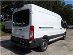 2018 Transit 250 Med Roof 4x2,  Empty Cargo Van #J6189 - photo 4