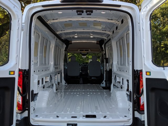 2018 Transit 250 Med Roof 4x2,  Empty Cargo Van #J6200 - photo 2