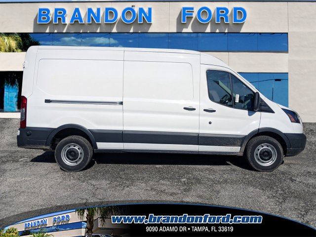 2018 Transit 250 Med Roof 4x2,  Empty Cargo Van #J6200 - photo 1