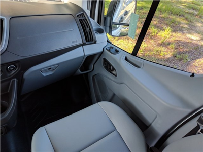 2018 Transit 250 Med Roof 4x2,  Empty Cargo Van #J6200 - photo 13