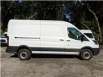 2018 Transit 250 Med Roof 4x2,  Empty Cargo Van #J6200 - photo 3
