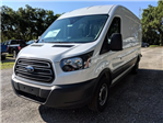 2018 Transit 250 Med Roof 4x2,  Empty Cargo Van #J6200 - photo 7