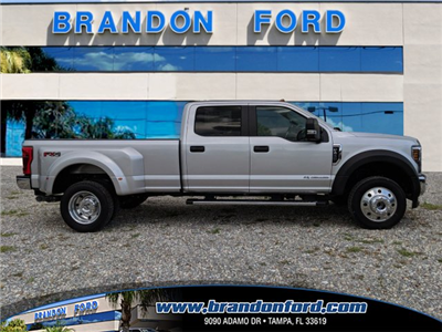 2018 F-450 Crew Cab DRW 4x4,  Pickup #J6232 - photo 1