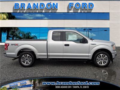 2018 F-150 Super Cab 4x2,  Pickup #J6370 - photo 1