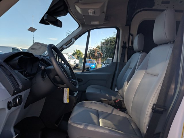 2018 Transit 150 Med Roof 4x2,  Empty Cargo Van #J6394 - photo 15
