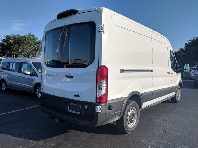 2018 Transit 150 Med Roof 4x2,  Empty Cargo Van #J6394 - photo 3