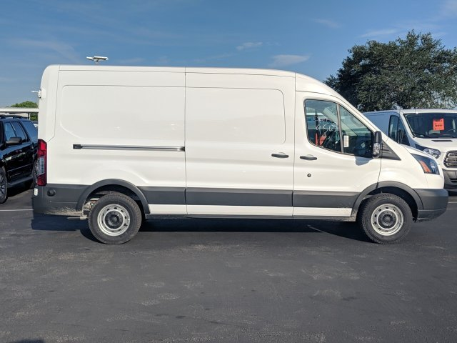 2018 Transit 150 Med Roof 4x2,  Empty Cargo Van #J6394 - photo 22